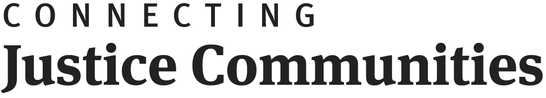 Connecting Justice Communities logo